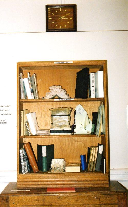 Secret Seven Lending Library
